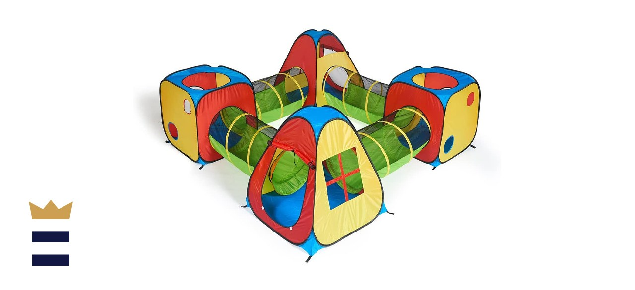 UTEX 8-in-1 Pop-Up Play Tent