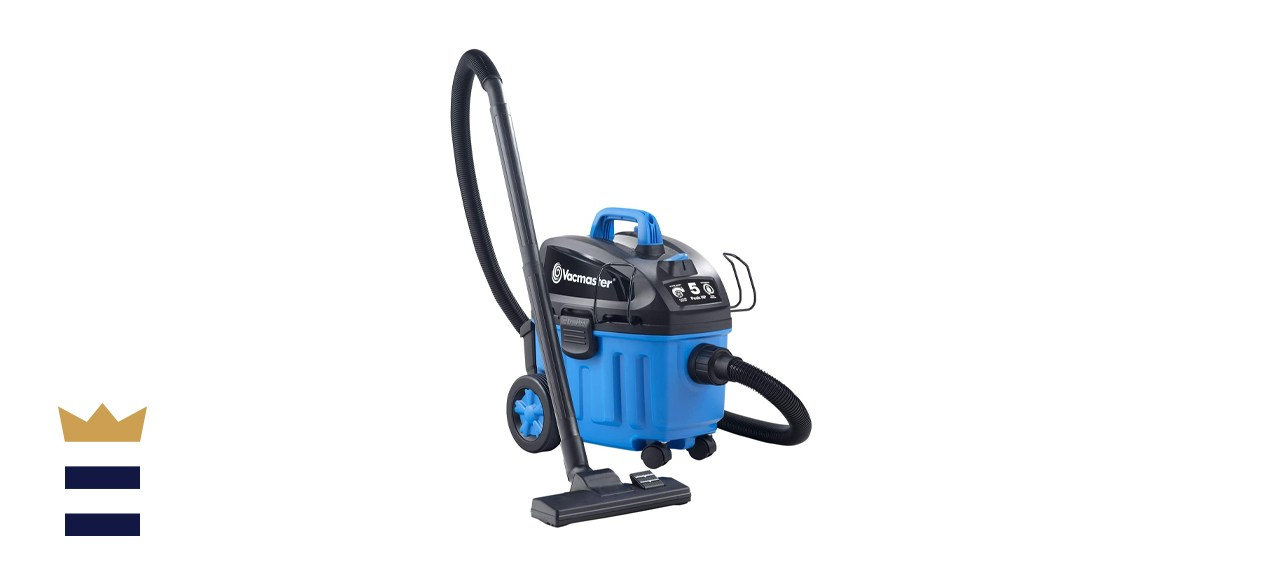 Vacmaster 4-Gallon Wet/Dry Vacuum