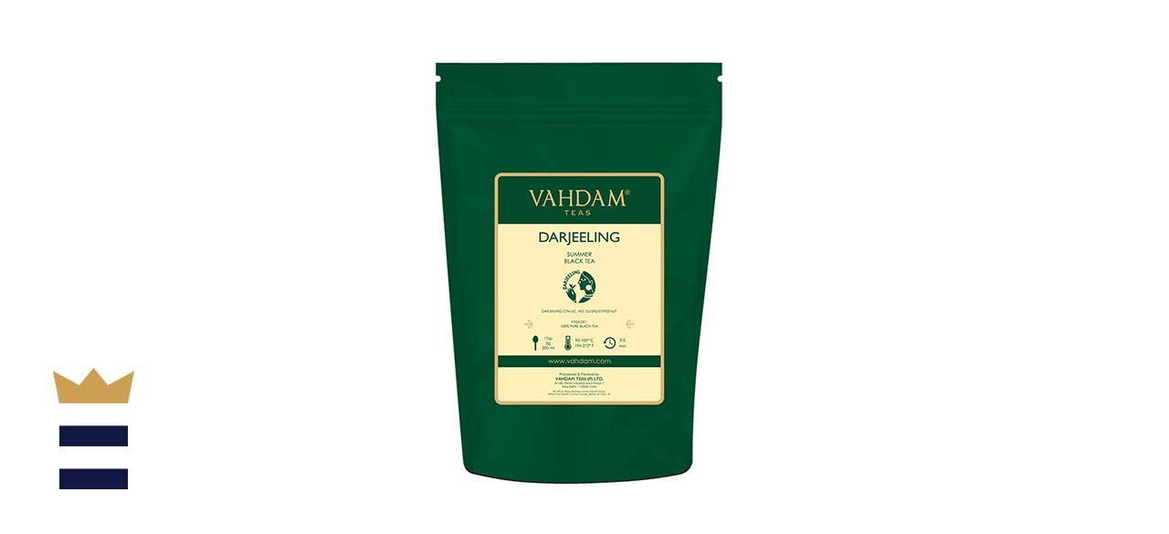 Vahdam Darjeeling Black Tea Leaves