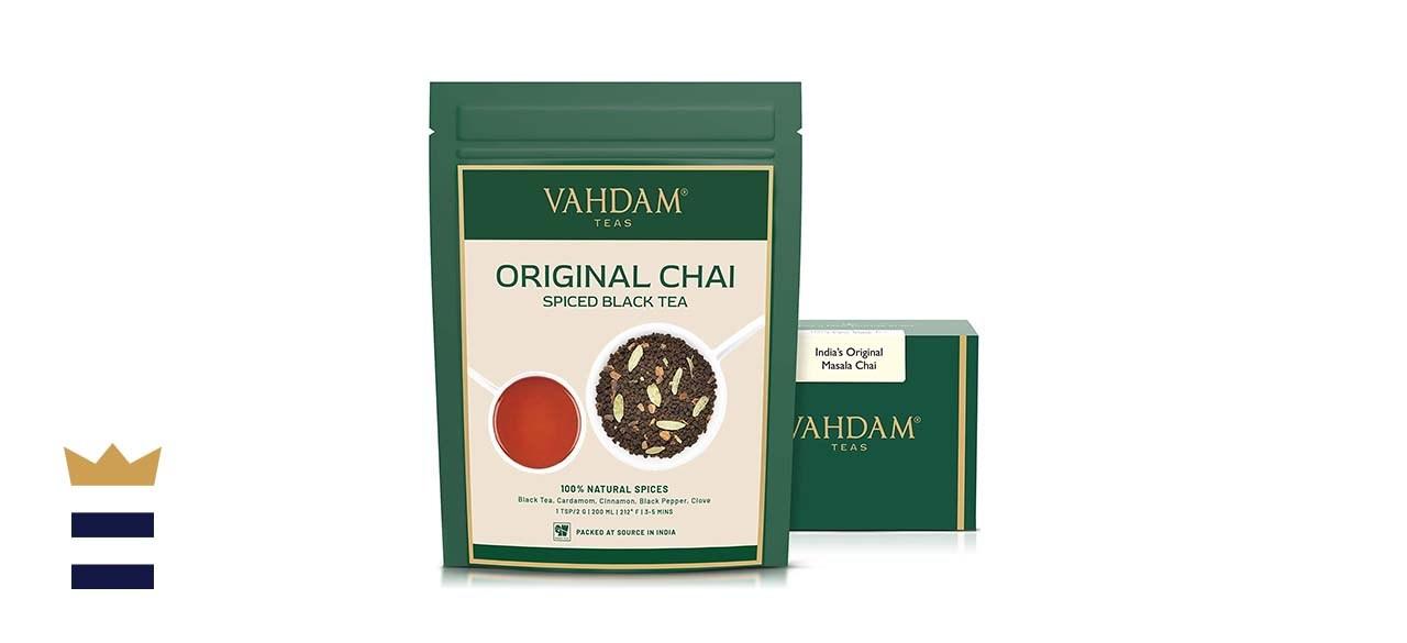 VAHDAM Original Loose Leaf Masala Chai Tea