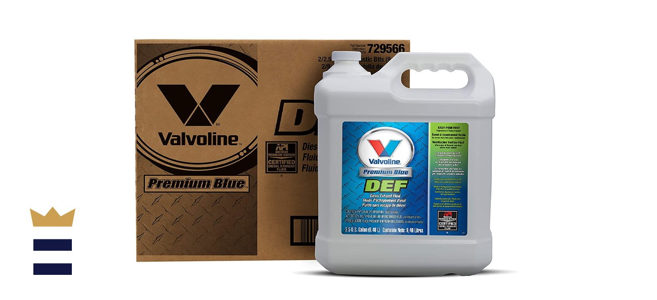 Valvoline Premium Blue Diesel Exhaust Fluid