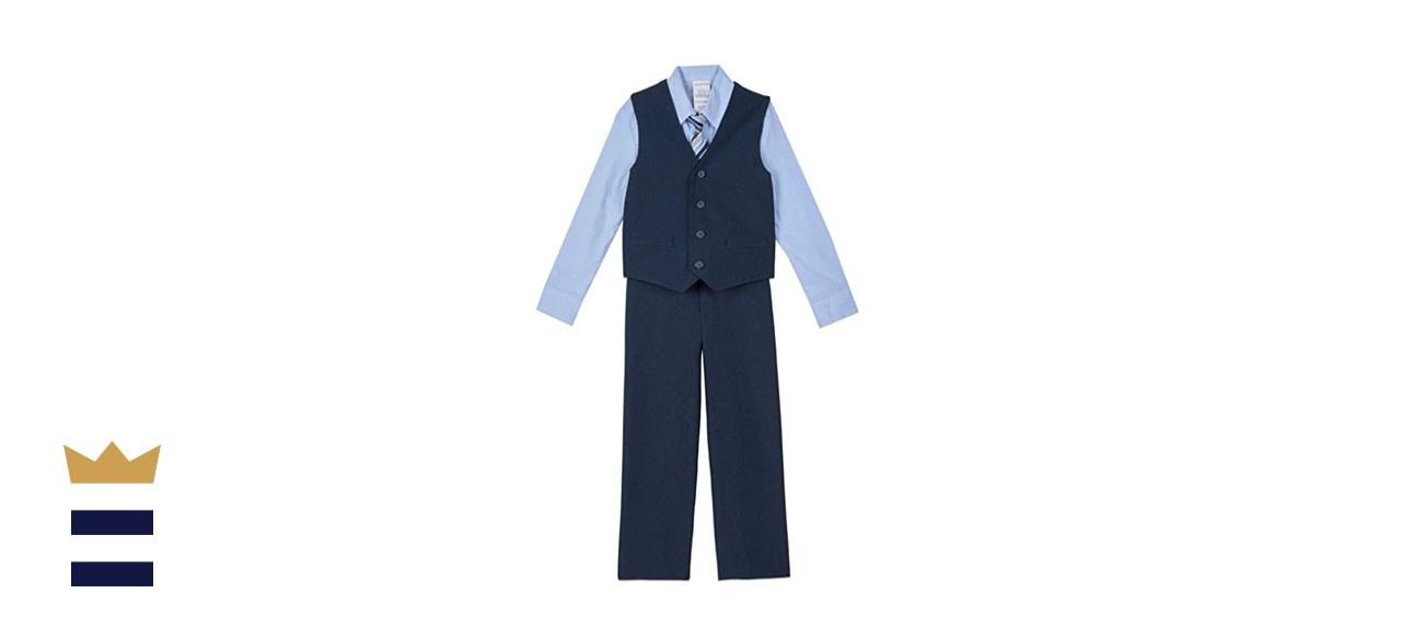 Van Heusen Boys' Four-Piece Formal Suit