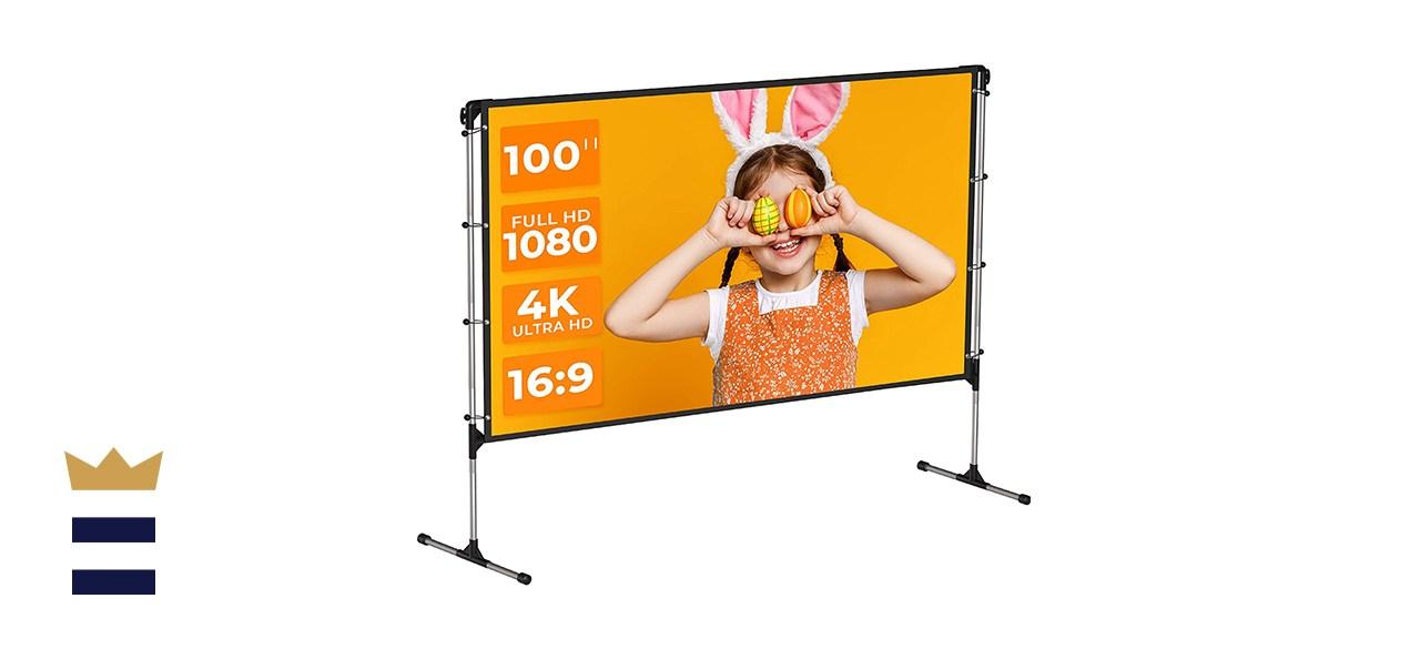Vankyo StayTrue 100-inch Projector Screen