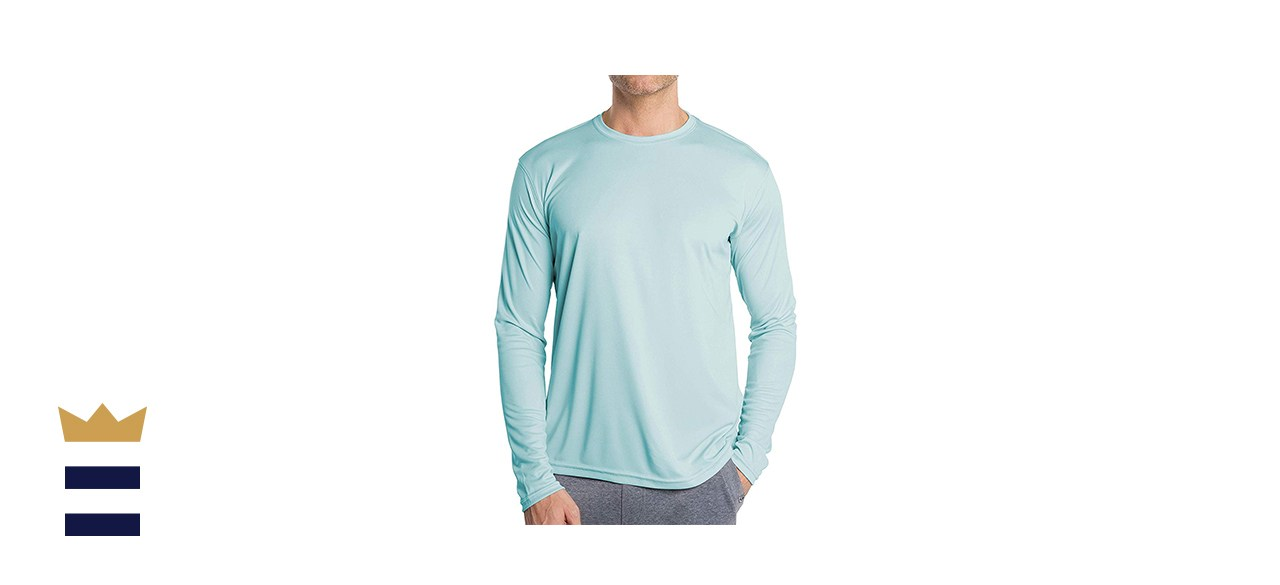 Vapor Apparel's Men's Sun Protection Shirt