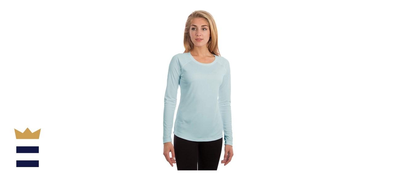 Vapor Apparel Women's UPF 50+ Long Sleeve Shirt