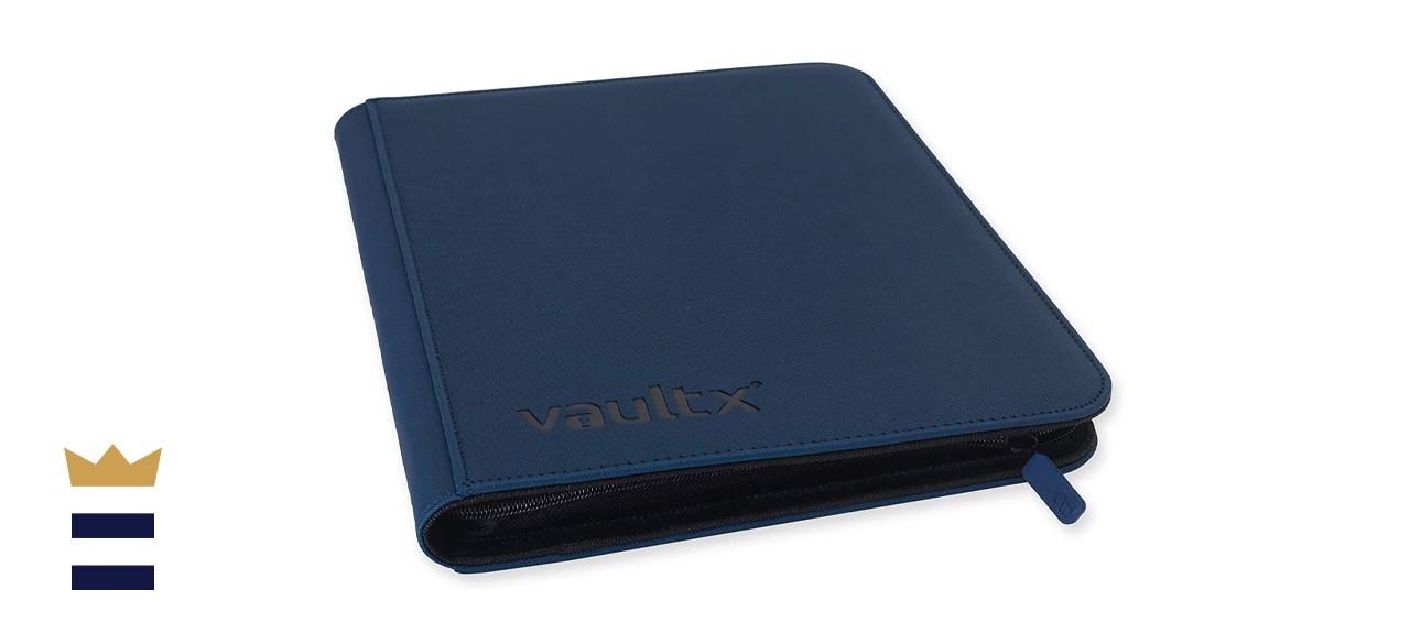 Vault X Premium eXo-Tec Zip Binder