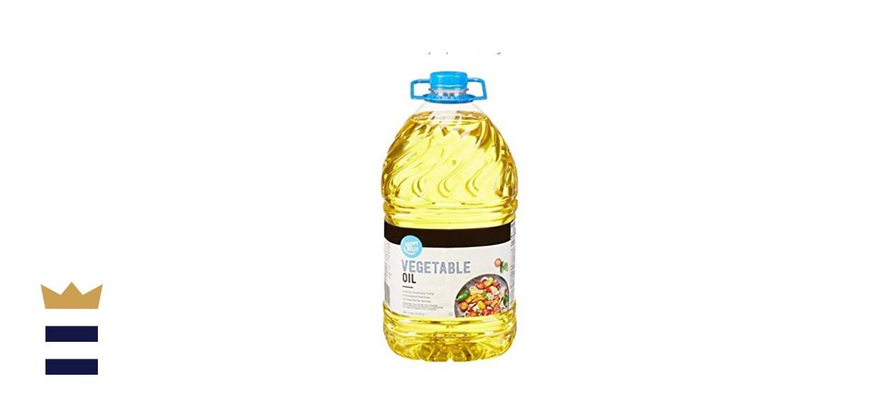 Amazon Brand - Happy Belly Vegetable Oil