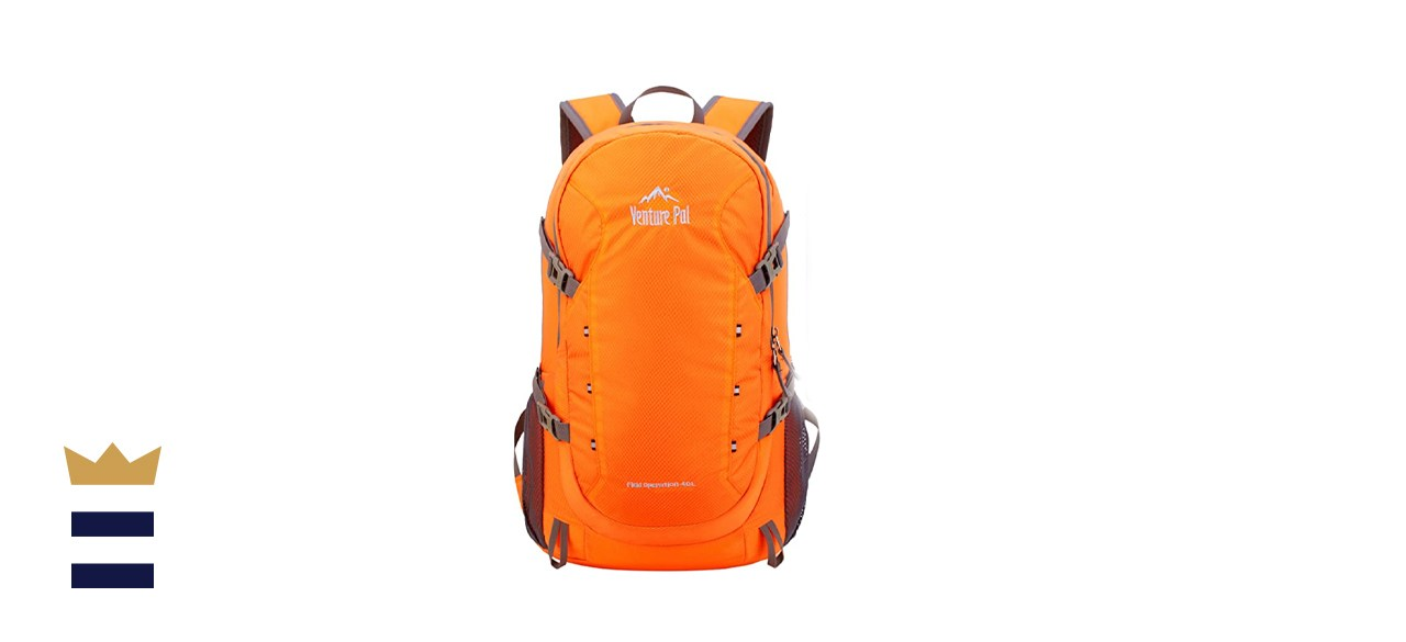 Venture Pal 40L Lightweight Packable Travel Hiking Backpack