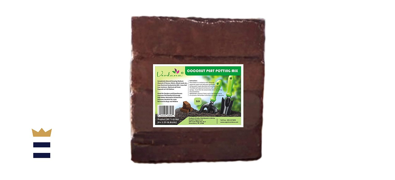 Verdana Coconut Fiber Potting Mix