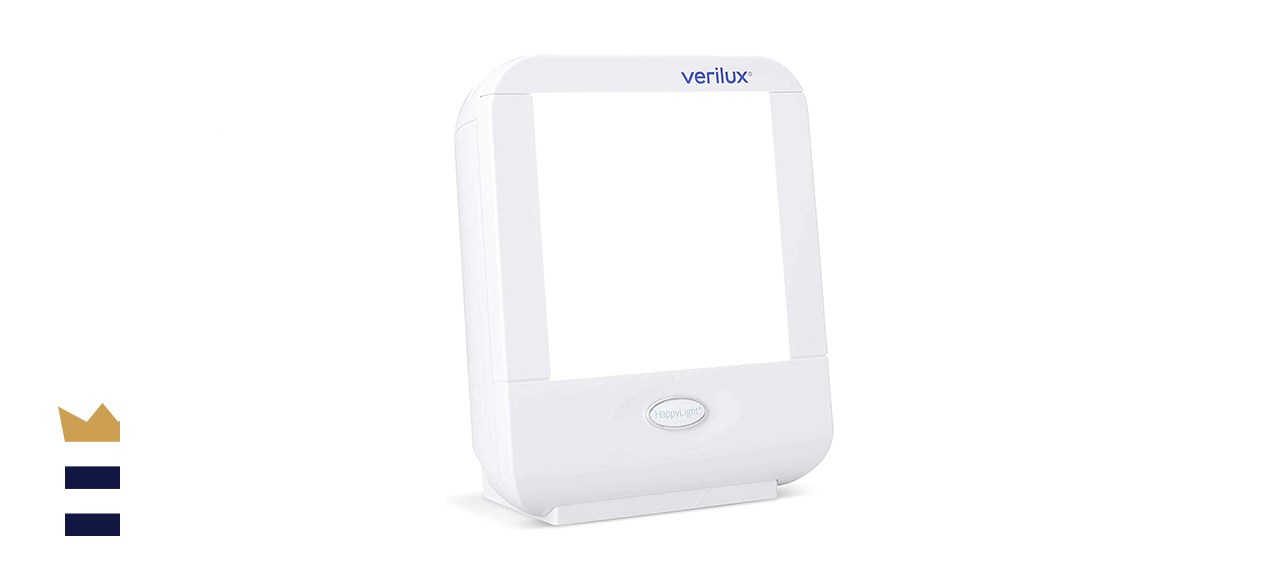 Verilux HappyLight V10 Compact Light Therapy Lamp