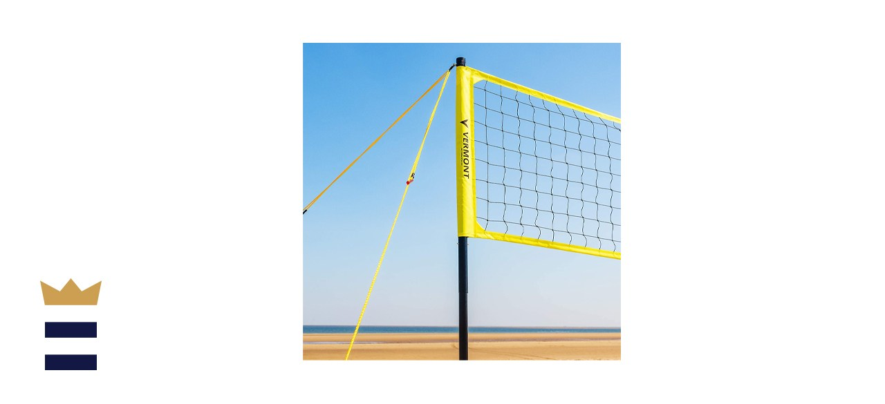 Vermont Portable Volleyball Sets and Training Equipment