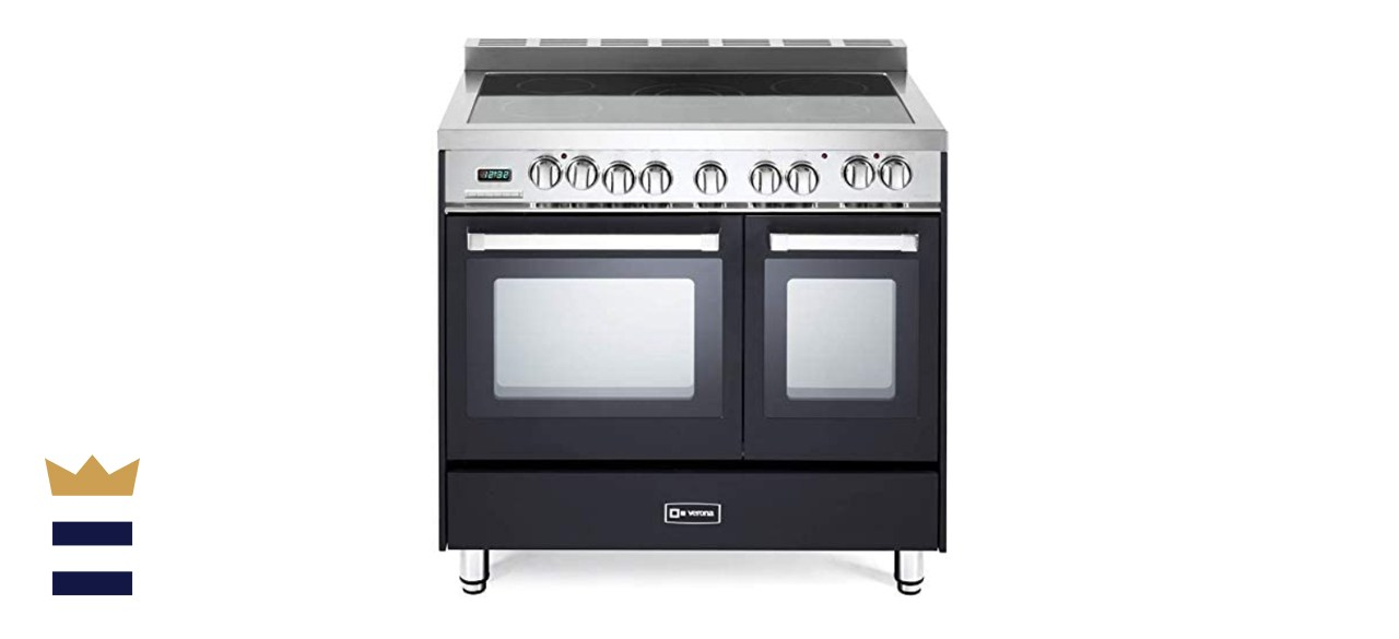 Verona VEFSEE365DE 36 inch All Electric Double Oven Range