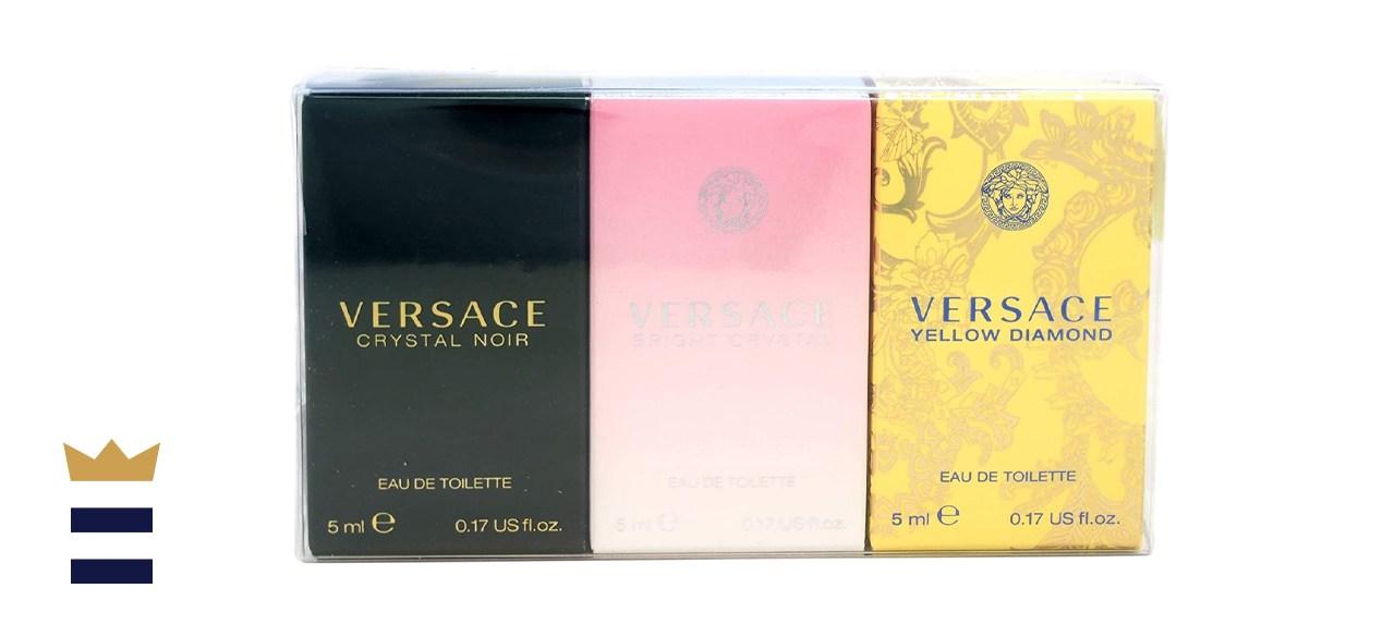 Versace Variety 3-Piece Mini Gift Set