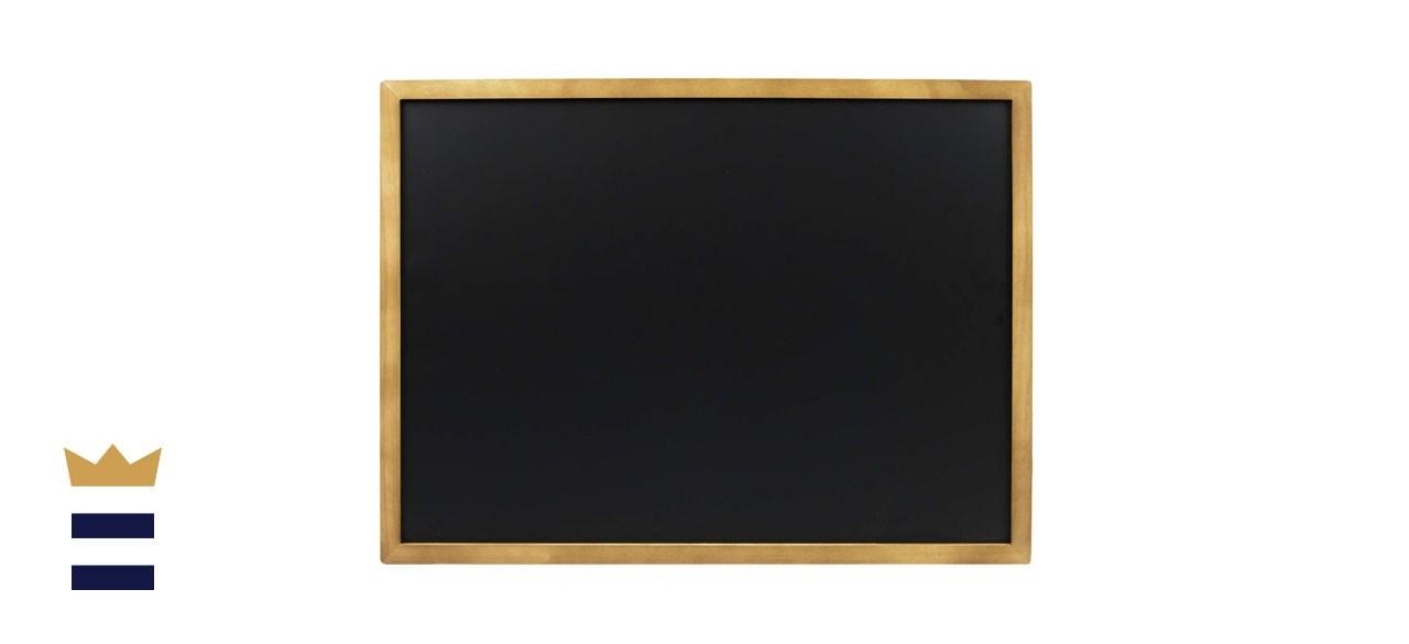 VersaChalk Porcelain Steel Magnetic Chalkboard