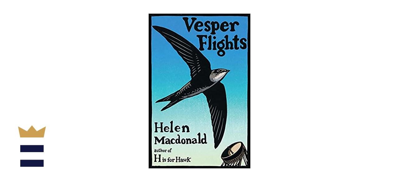 """""""Vesper Flights"""" by Helen Macdonald"""