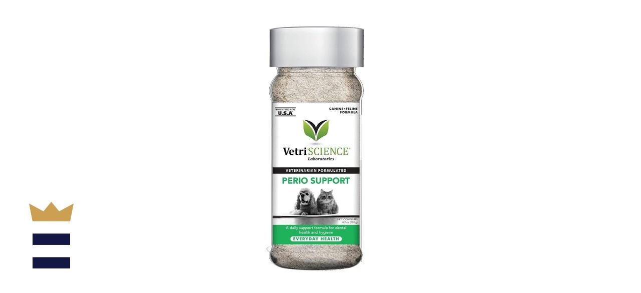 VetriScience Laboratories Perio Support Dental Health Powder