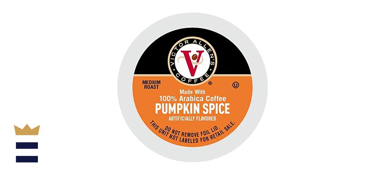 Victor Allen's Coffee Pumpkin Spice K Cups