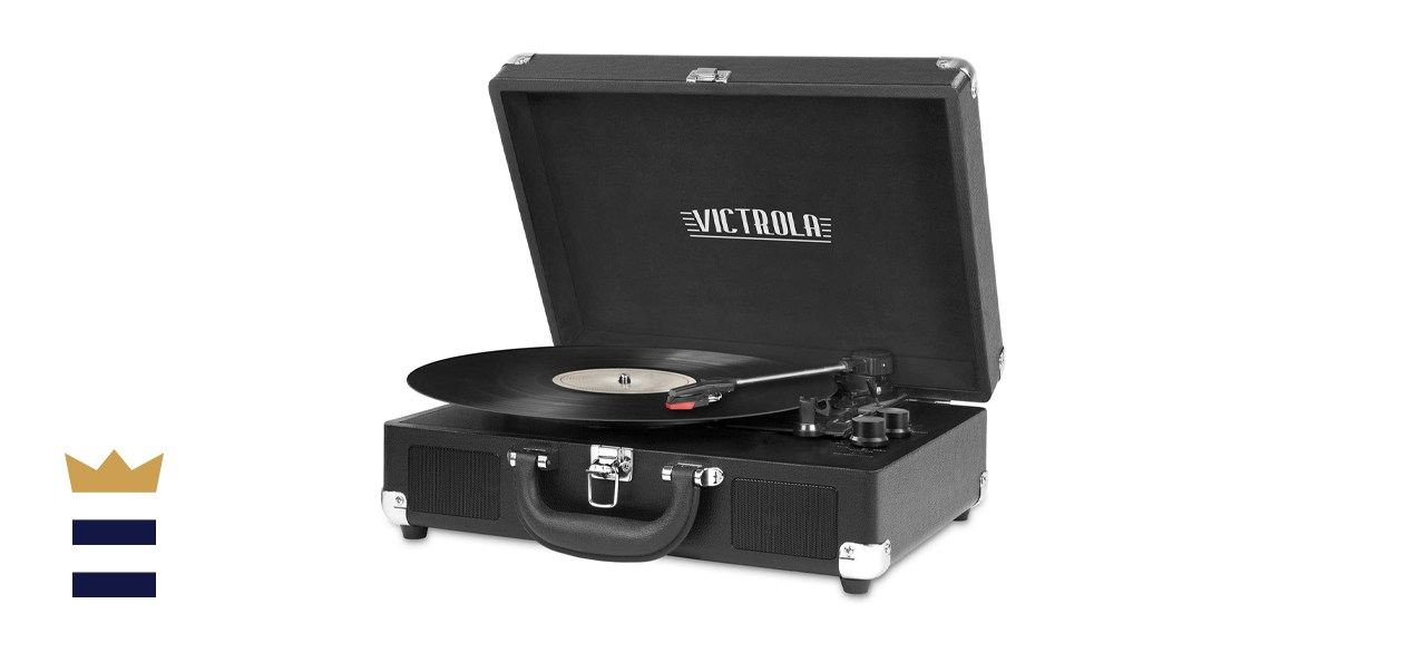 Victrola Vintage 3-Speed Bluetooth Record Player