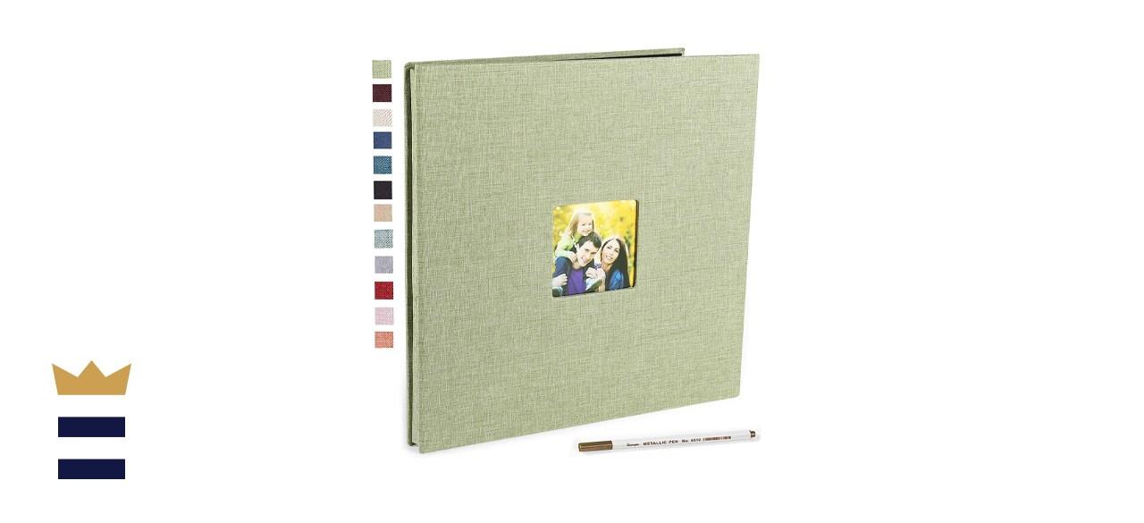 Vienrose Self-Stick Scrapbook Album