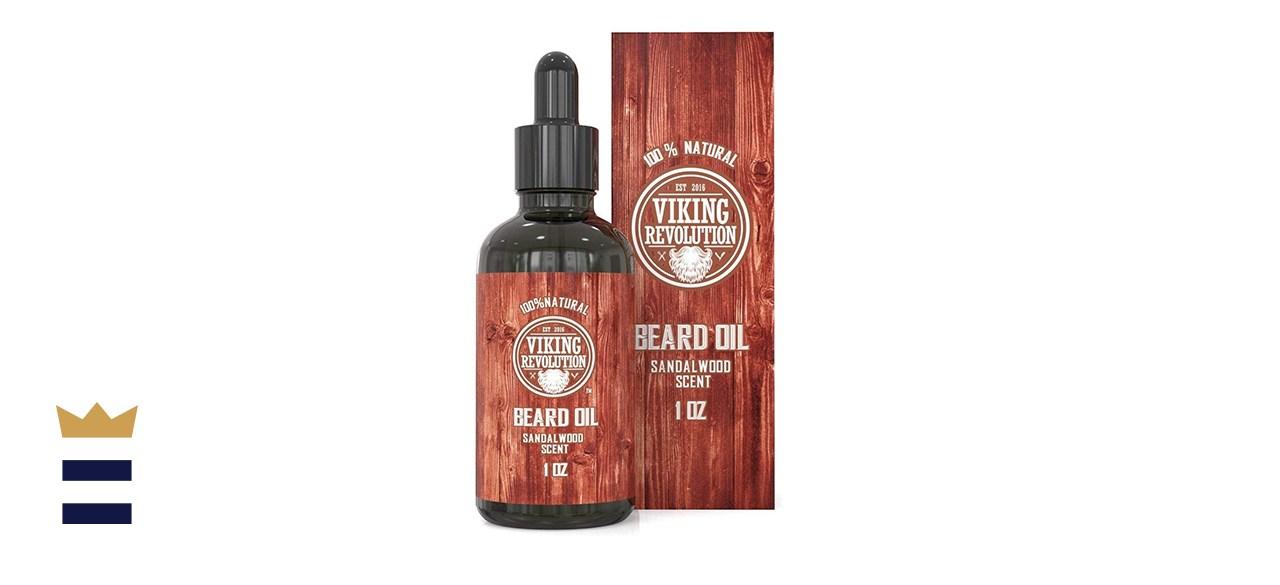 Viking Revolution Beard Oil Conditioner