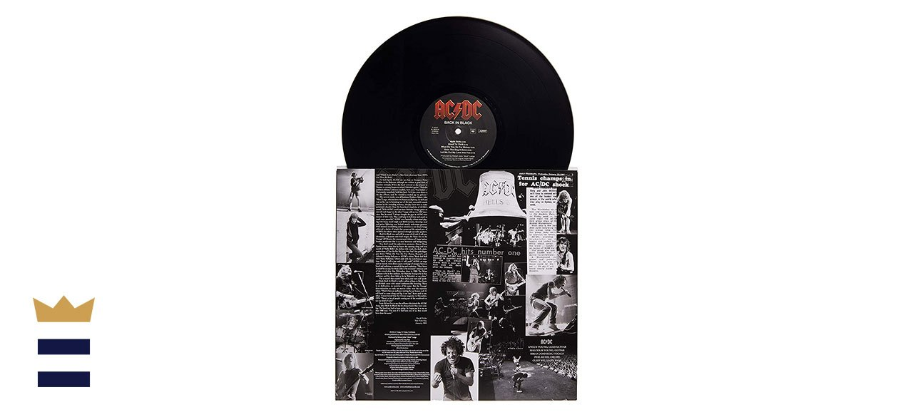 vinyl album covers and records
