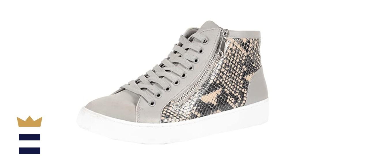Vionic Womens Splendid Torri High Top Sneaker Shoes