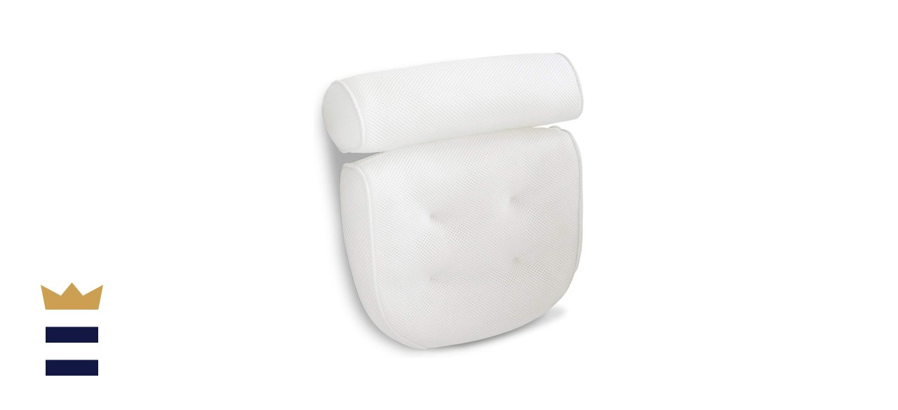Viventive Luxurious Extra Thick Bath Pillow