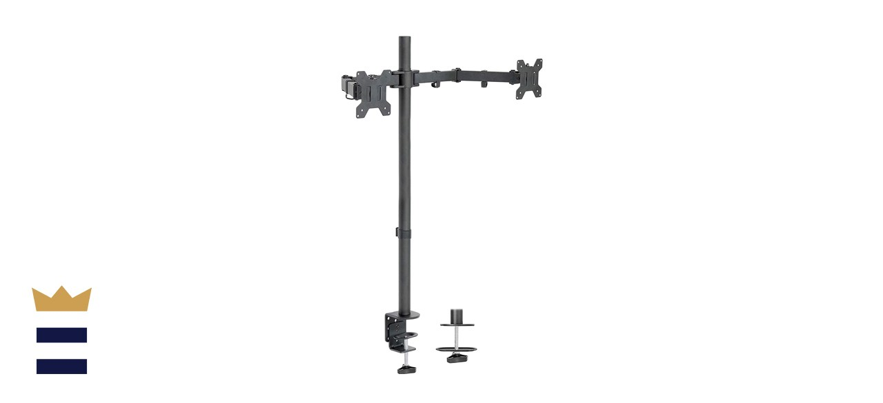 VIVO Dual Monitor Stand Up Desk Mount
