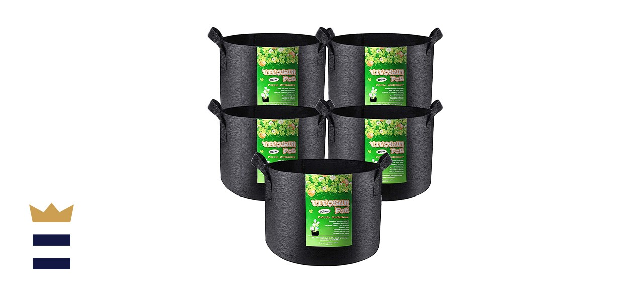 VIVOSUN Plant Grow Bags