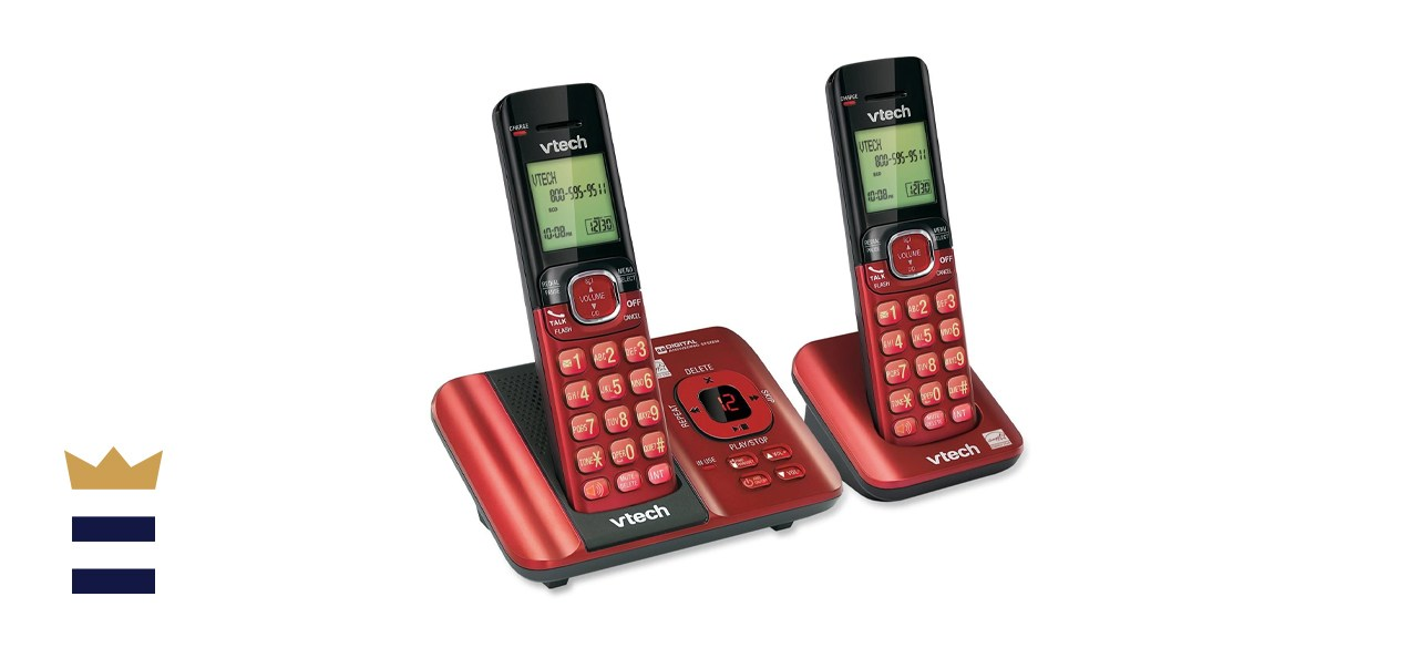 VTech DECT 6.0 Cordless Phone Answering System