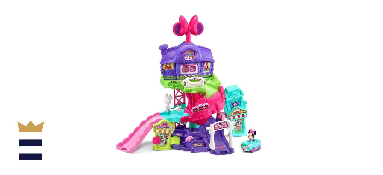 VTech Go! Go! Smart Wheels Minnie Mouse Around Toy Play Set