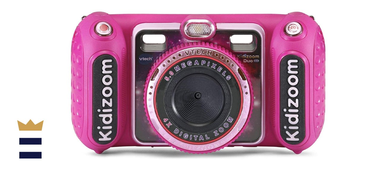 VTech KidiZoom Duo DX Digital Selfie Camera with MP3 Player