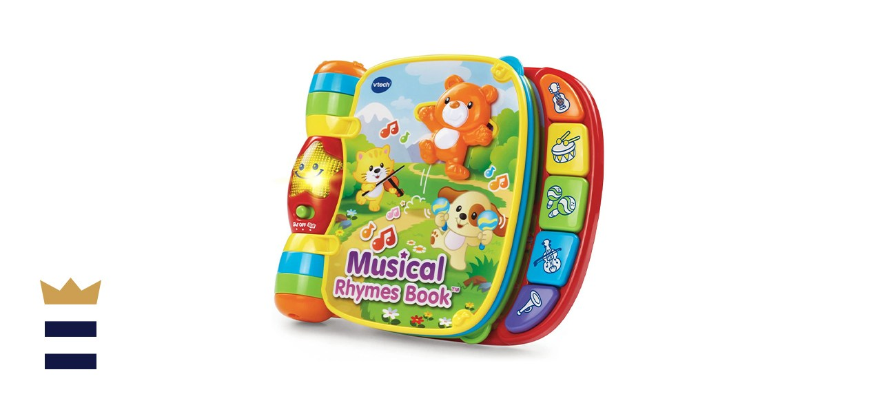 VTech Musical Rhymes Book (Red)