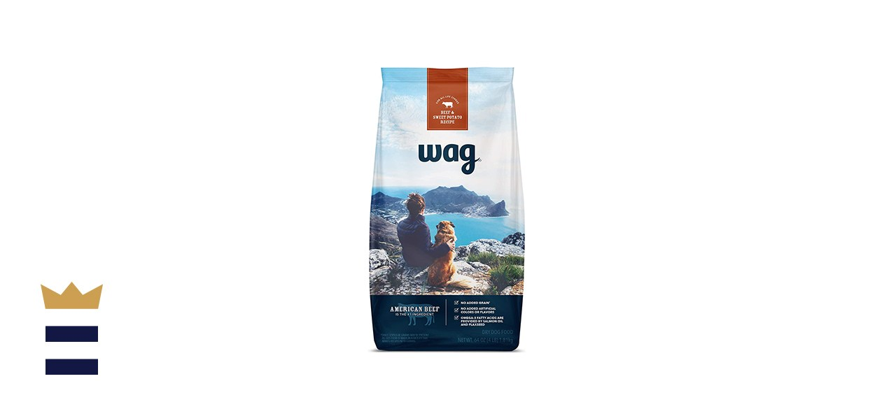 Wag dry dog food