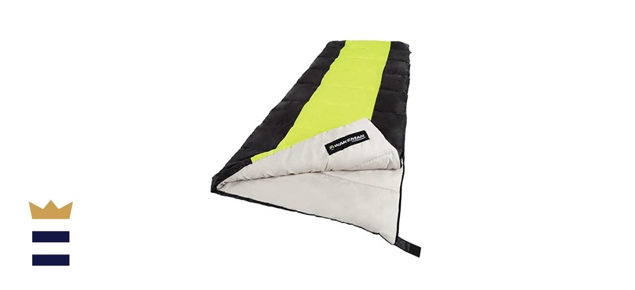 Wakeman Outdoors 2-Season Sleeping Bag