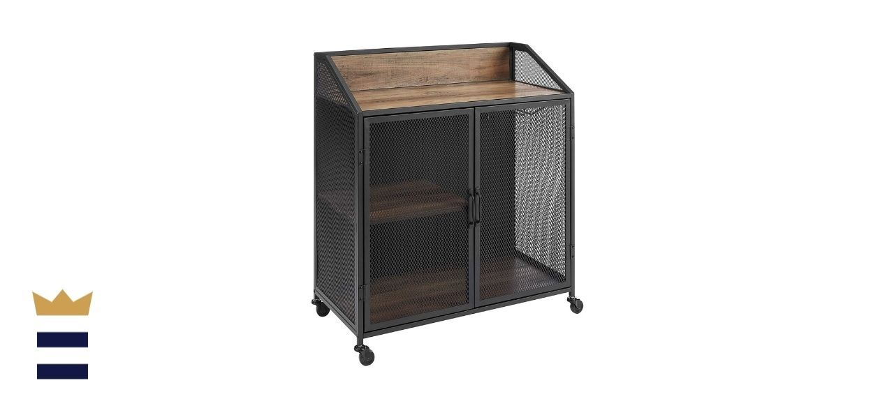 Walker Edison Furniture Company's Bar Cabinet
