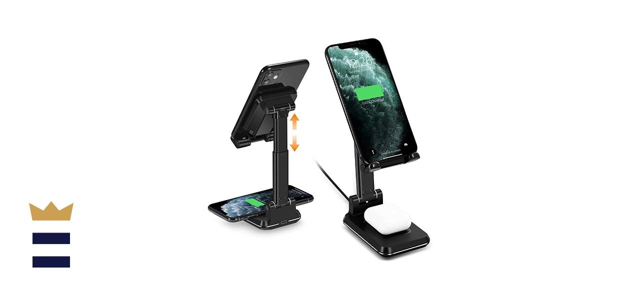 Walotar Dual Wireless Charging Stand