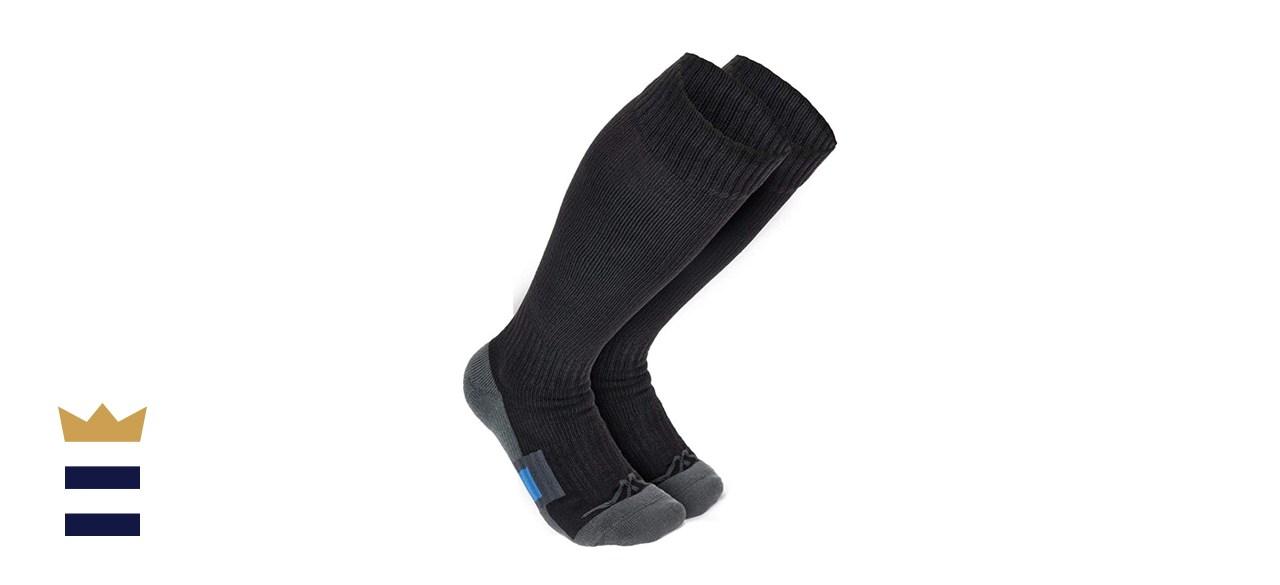 Wanderlust Travel Compression Socks