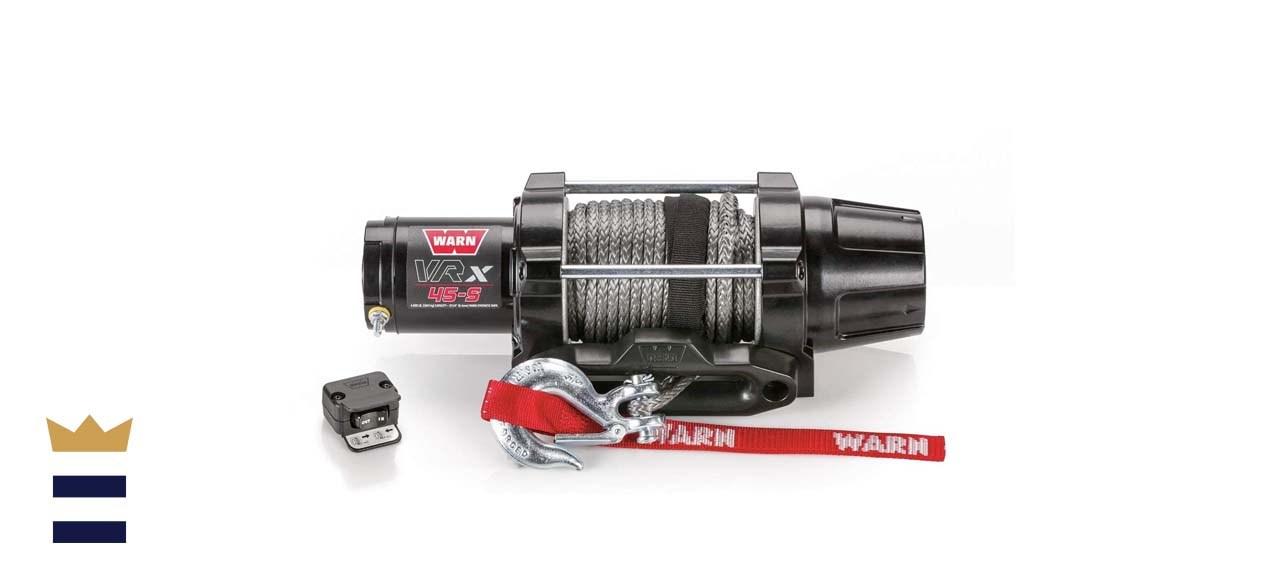 Warn's 4,500-pound ATV Winch