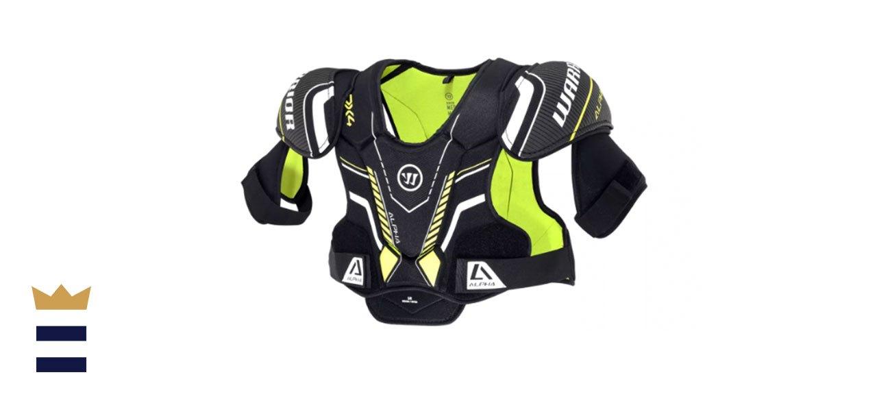 Warrior's Junior Alpha DX 4 Hockey Shoulder Pads