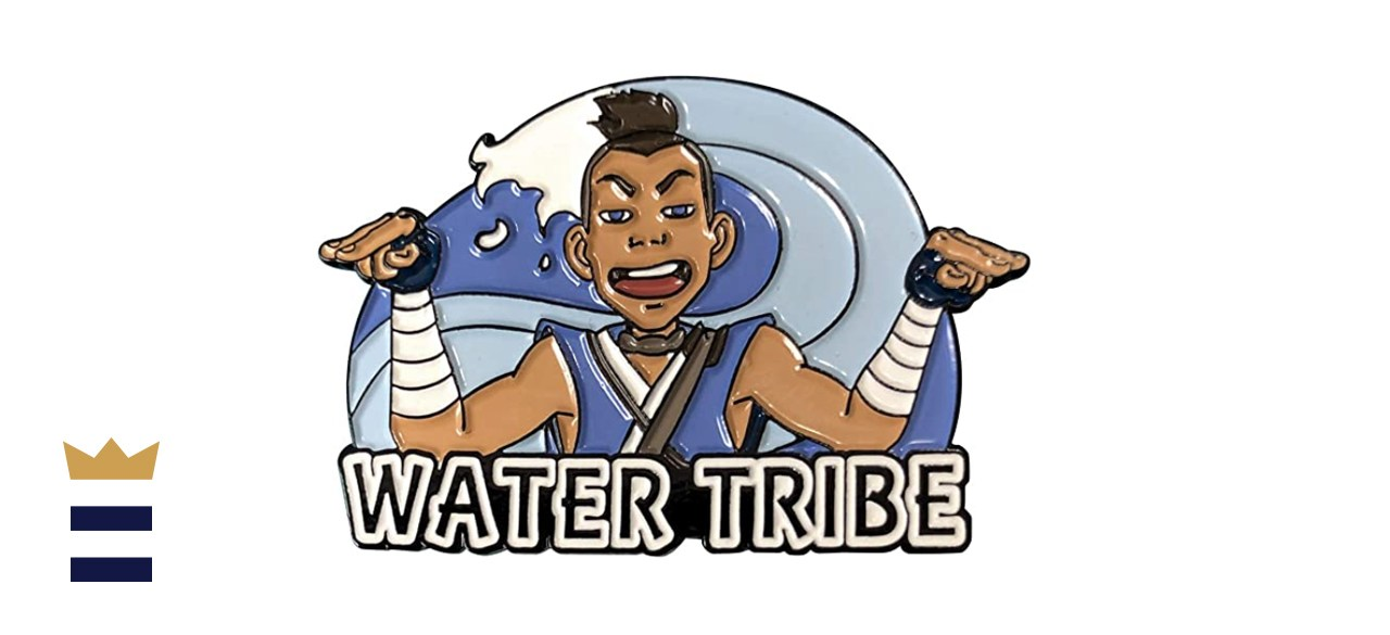 Water Tribe Collectible Pin