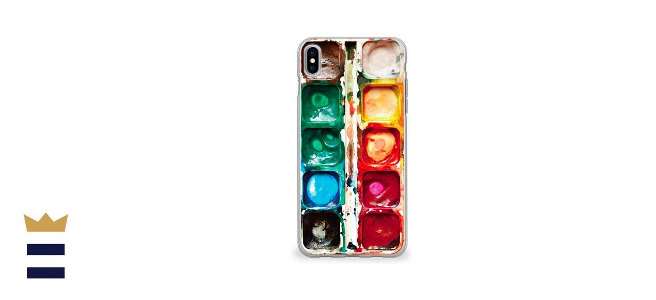 Watercolor Paint iPhone Case