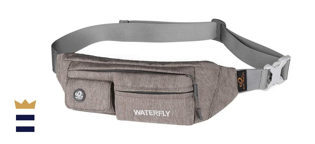 WATERFLY Slim Waist Bag Pack
