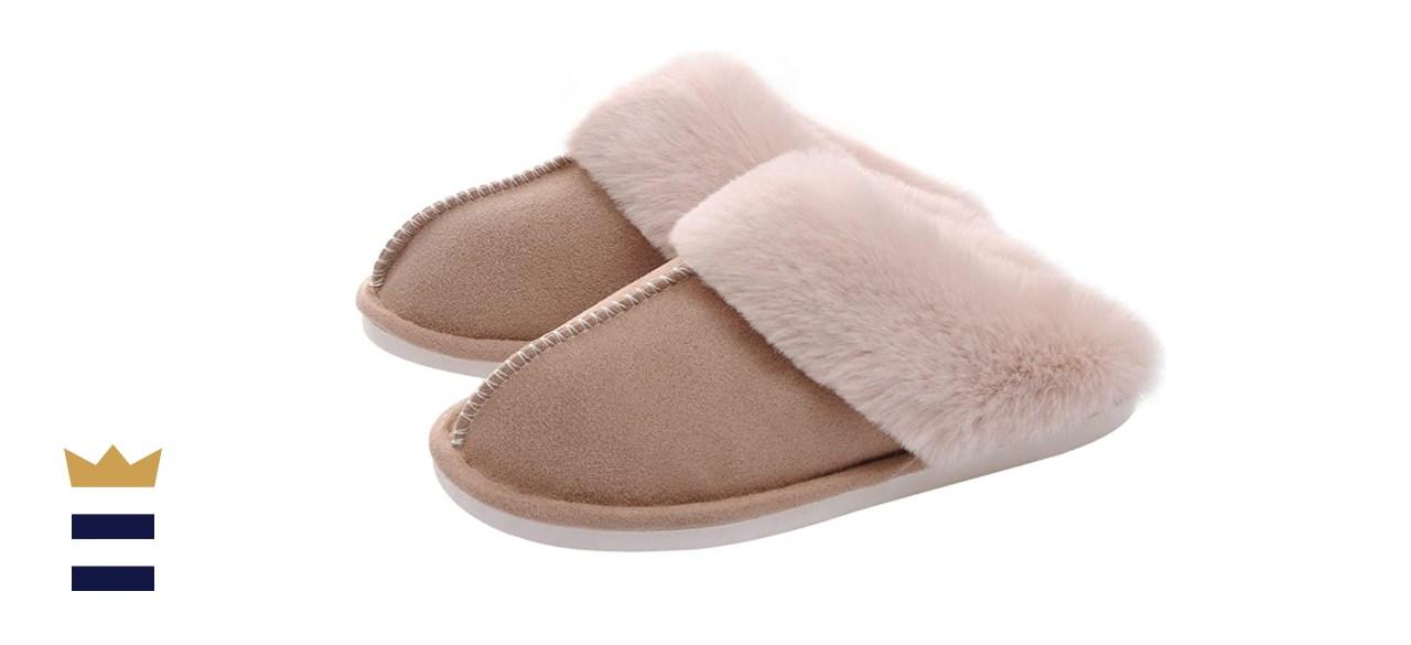 WATMAID Memory Foam House Slippers