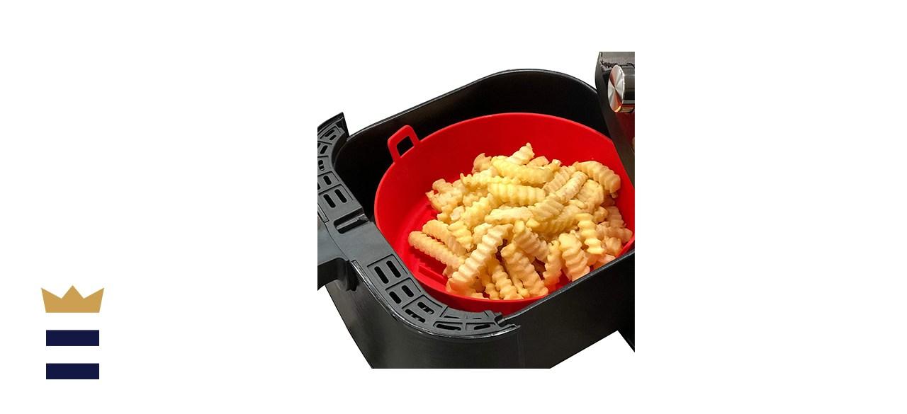 WaveLu Air Fryer Silicone Pot