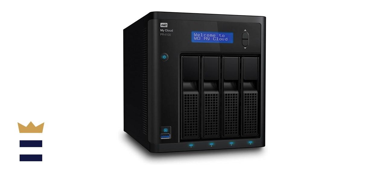 WD 24TB My Cloud Pro Series PR4100