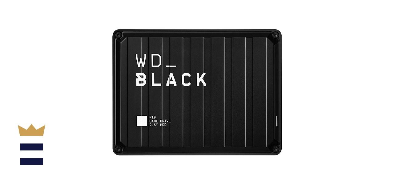 WD Black 2TB Game Drive Portable External Hard Drive
