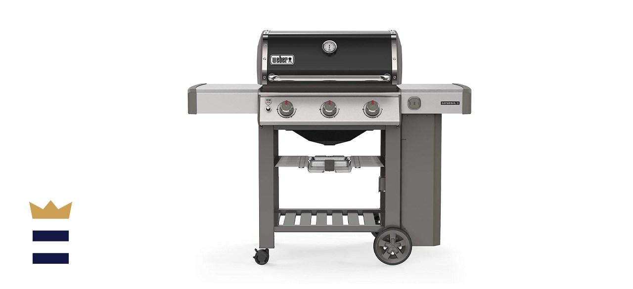 Weber Genesis II 3-Burner Propane Grill