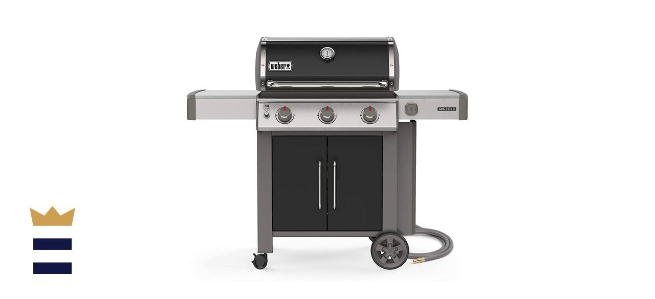 Weber Genesis II E-315 3-Burner Natural Gas Grill