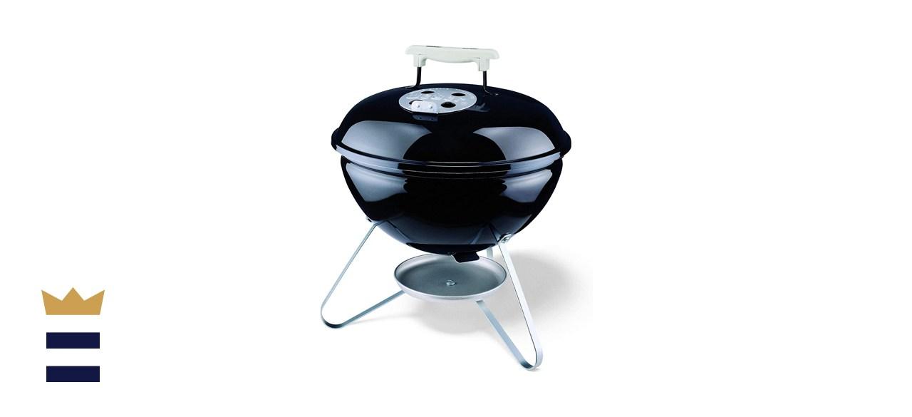 Weber Smokey Joe Portable 14-inch Charcoal Grill